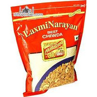 LaxmiNarayan Rice Flakes Chiwda (14 oz bag)