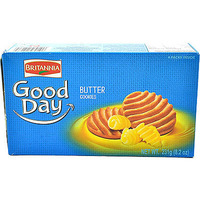 Britannia Good Day Butter Cookies - 7.8 oz (7.8 oz box)