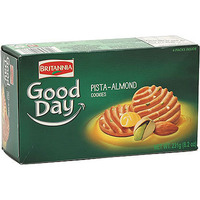 Britannia Good Day Pistachio & Almond Cookies - 7.8 oz (7.8 oz box)