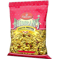 Haldiram's Khatta Meetha Snack Mix - 7 oz