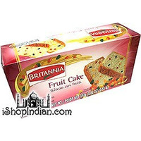 Britannia Fruit Cake - 8.8 oz (8.8 oz box)