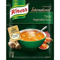 Knorr Thai Vegetable Soup Mix (45 gm pack)