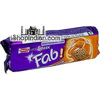 Parle Hide & Seek Fab! - Orange Cream Sandwich Cookies (3.94 oz pack)