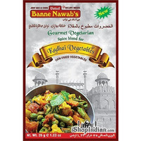 Ustad Banne Nawab's Kadhai Vegetables Spice Mix (35 gm box)