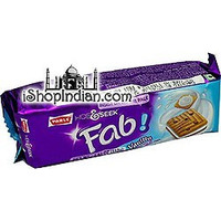 Parle Hide & Seek Fab! - Vanilla Cream Sandwich Cookies (3.94 oz pack)