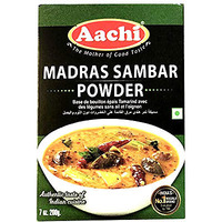 Aachi Madras Sambar Powder (7 oz box)