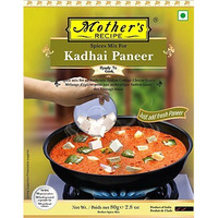 Mother's Recipe Kadhai Paneer Mix (80 gm pack)