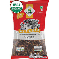 24 Mantra Organic Cloves (Whole)