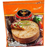 Deep Khakhara - Pizza (6.3 oz pack)