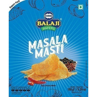 Balaji Wafers Masala Masti Potato Chips (150 gm pack)