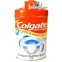 Colgate Tooth Powder (100 gm tin)