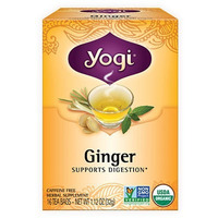 Yogi Ginger Tea (16 tea bags)