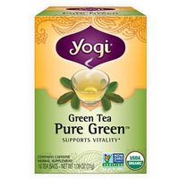 Yogi Green Tea Pure Green (16 tea bags)