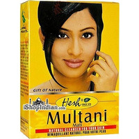 Hesh Multani Mati (Natural Facial Cleanser) (3.5 oz box)