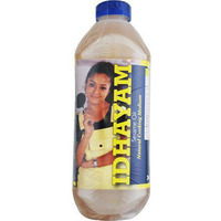 Idhayam Gingelly (Sesame) Oil (17 oz bottle)