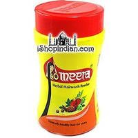 Meera Herbal Hairwash Powder (120 gm jar)