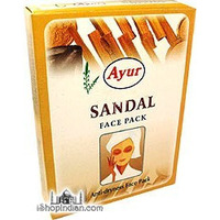 Ayur Sandal Face Pack (anti-dryness face cleanser)