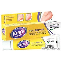 Krack Heel Repair Care Cream (25 gm box)