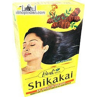 Hesh Shikakai Powder (Dirt Buster For Your Scalp) (100 gm box)