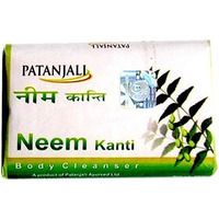 Patanjali Neem Kanti Body Cleanser (150 gm bar)