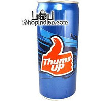Thums Up Soda (300 ml can)