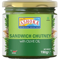 Ashoka Sandwich Chutney with Olive Oil