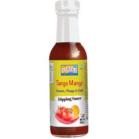 Ashoka Tango Mango Dipping Sauces - Tomato, Mango & Chilli (260 gm bottle)
