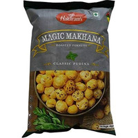 Haldiram's Magic Makhana - Classic Pudina (30 gm bag)