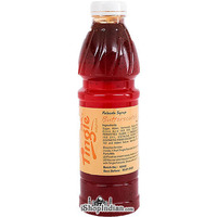 Tingle Falooda Syrup - Butterscotch Flavour (750 ml bottle)