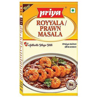 Priya Prawn/Shrimp Masala - BUY 2 GET 1 FREE! (50 gm box)