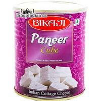 Bikaji Paneer Cubes (canned) (800 gm can)