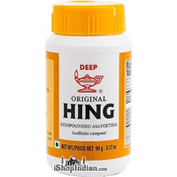 Deep Hing (Asafoetida) - Original (90 gm bottle)