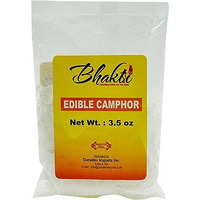 Bhakti Edible Camphor (3.5 oz bag)