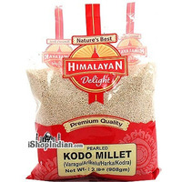 Himalayan Delight Pearled Kodo Millet (2 lbs bag)