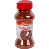 Kapol Pavbhaji Masala (100 gm bottle)