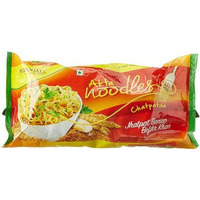 Patanjali Atta Noodles - Chatpataa - Quad Pack (8.5 oz pack)