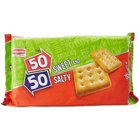Britannia 50-50 Sweet & Salty Crackers - Family Pack (13.12 oz pack)