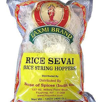 Rice Sevai (Rice String Hoppers) (14 oz bag)