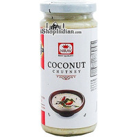Nirav Coconut Chutney (8.75 oz bottle)