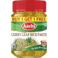 Aachi Curry Leaf Paste (10.5 oz bottle)