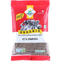 24 Mantra Organic Cumin Seeds (7 oz bag)