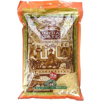 India Gate Parboiled Basmati Rice - Golden Sella - 10 lbs (10 lbs bag)