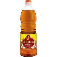 Dheepam Parijat Lamp Oil (1 liter bottle)