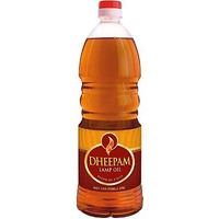 Dheepam Lamp Oil (1 liter bottle)