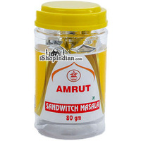 Amrut Sandwitch Masala (80 gm bottle)