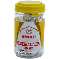 Amrut Jain Pizza Masala (80 gm bottle)