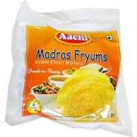 Aachi Madras Fryums (7 oz bag)
