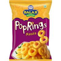 Balaji Pop Rings - Masala (2.29 oz bag)