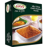 GRB Idly/Dosa Chilli Chutney Powder (100 gm box)