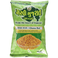 Garvi Gujarat Fried Chana Dal (10 oz bag)